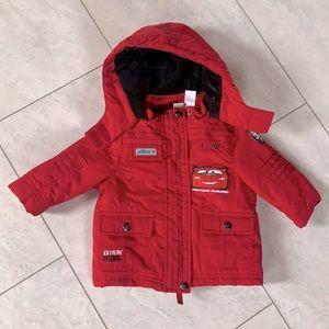 Lightning McQueen winter jacket